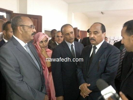 يحاور مدير الحالة المدنية ووزير الداخلية في بعض إجراءات الحالة المدنية
