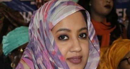 السیدة الأولى الجدیدة مریم بنت محمد فاضل