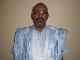 وزير الداخلية الموريتاني أحمدو ولد عبد الله