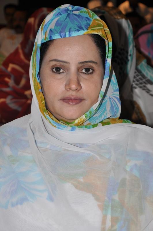 زينب بنت اعل سالم الأمينة العامة للحكومة