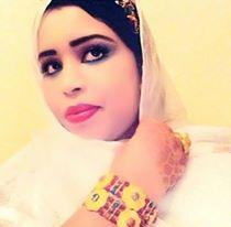 صورة حديثة للفنانة الشابة كَرمي بنت سيداتي ولد آبه
