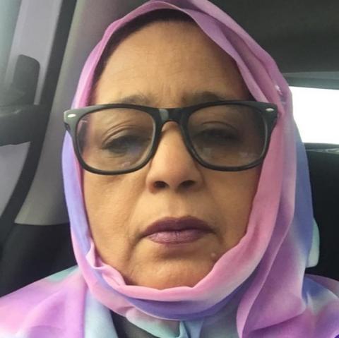 زينب بنت حيدي مديرة مدرسة الصحة المقالة