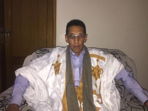 محمد ولد أحمد شللا
