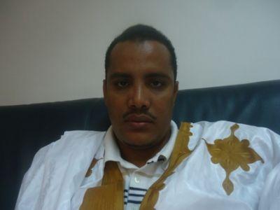 المدير الناشر لموقع الوسط الزميل سعد بوه ولد الشيخ محمد