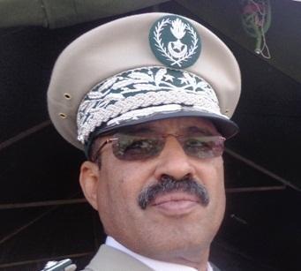 قائد الدرك الوطني