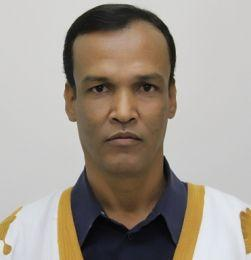 كاتب المقال سيدي محمد ولد ابه