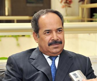 وزير الخارجية الموريتانية حمادي ولد اميمو