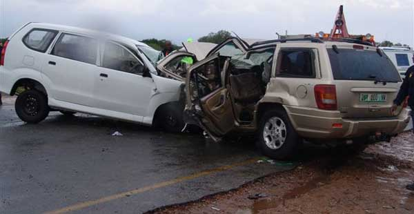لبراكنة : حادث سير مروع يودي بحياة رجل أعمال