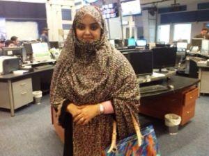 مديرة قناة الموريتانية