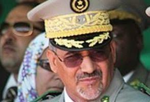 الجنرال محمد ولد مكت مدير الأمن