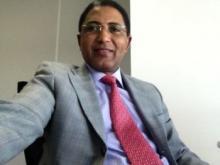 الدبلوماسي والإعلامي الموريتاني باباه سيدي عبد الله